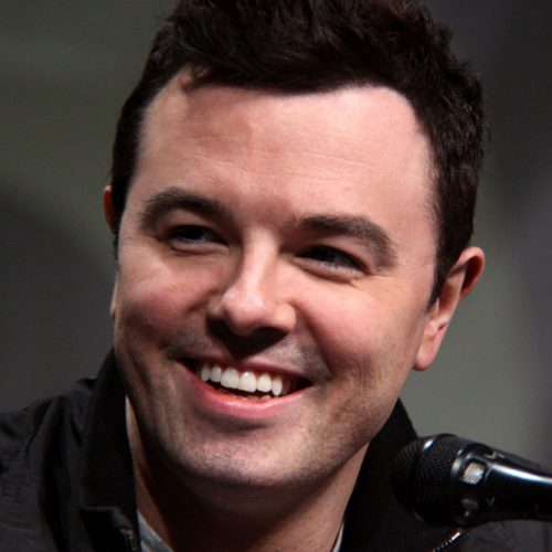 Photo of Seth MacFarlane