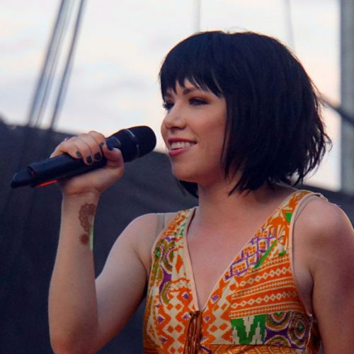 Photo of Carly Rae Jepsen