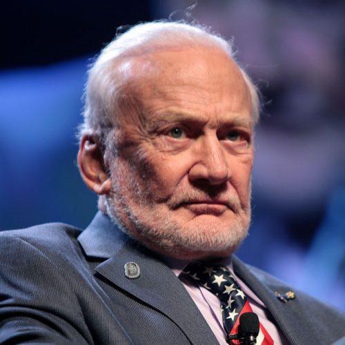 Photo of Buzz Aldrin