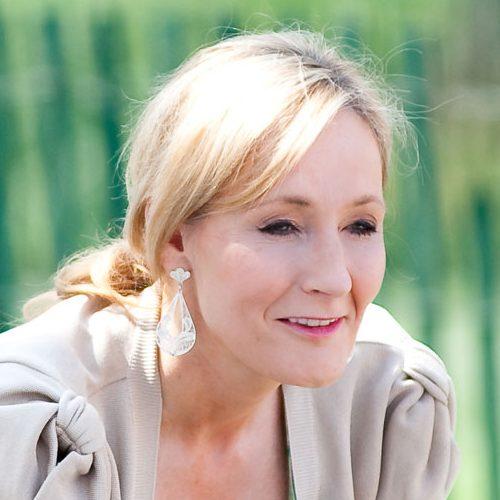 Photo of J.K. Rowling