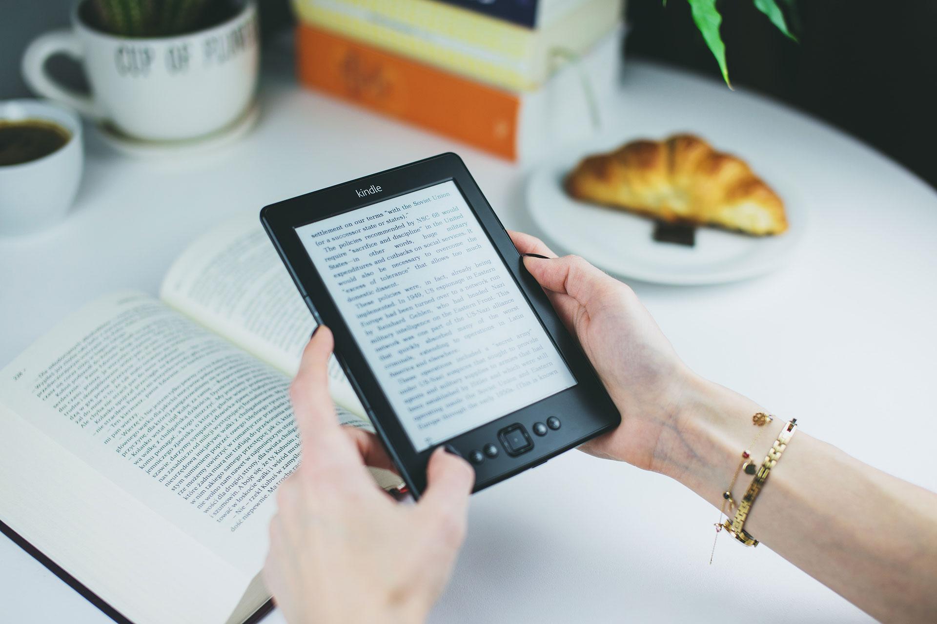 International Read an eBook Day