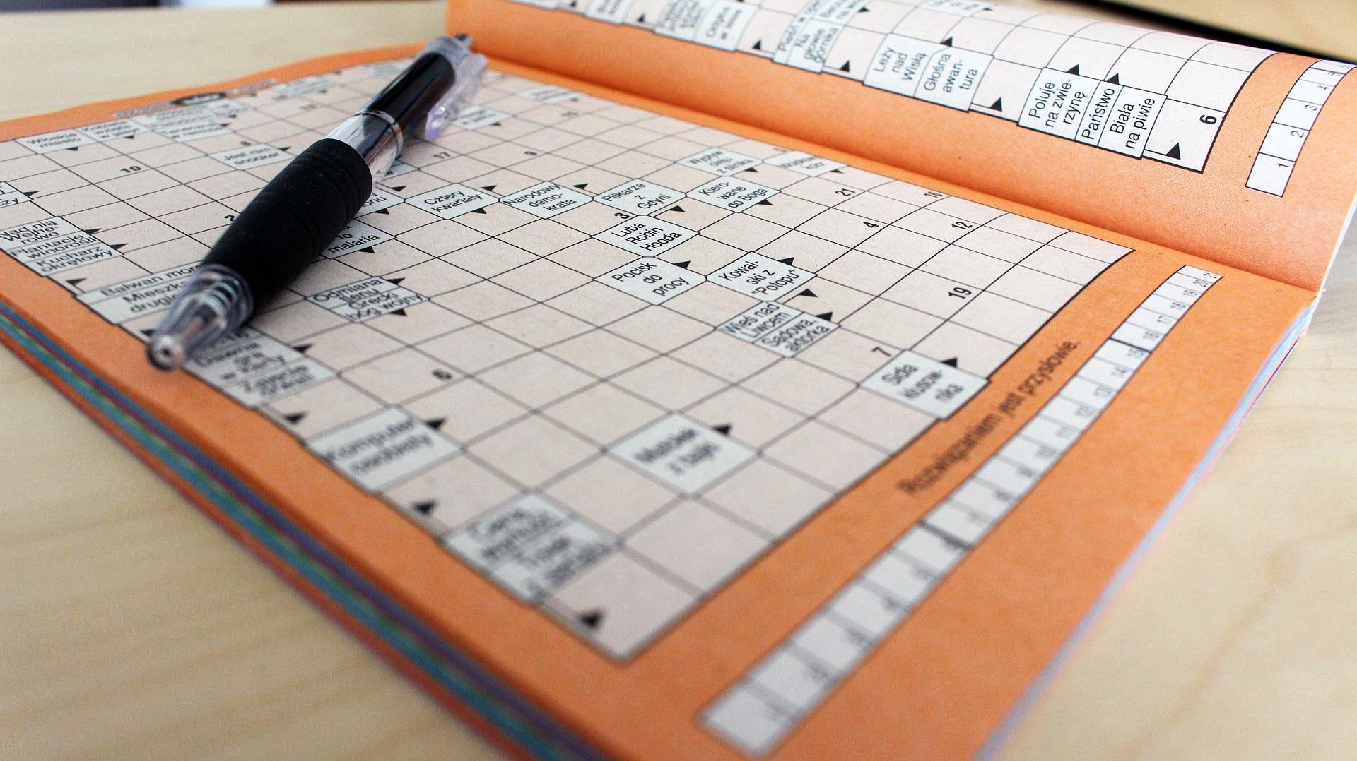 Crossword Puzzle Day